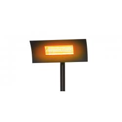 LAMPADA INFRAROSSI RISCALDANTE inclinamento da 25° a 45° - Klimago