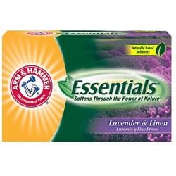 Essentials Salviettine Antistatiche Profumate per Asciugatrice - Klimago