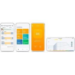 Termostato Intelligente Wireless V3+ regolabile - Klimago