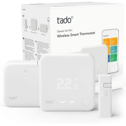 Termostato Intelligente Wireless V3+ scatola - Klimago