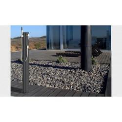 Fontana In Alluminio Con Doccetta JOLLY GO peso 8 Kg - Klimago