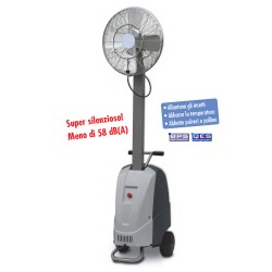 Ventilatore nebulizzante MobiCool - Klimago