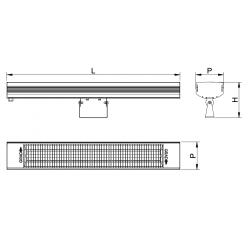 SOL 1500 per uso al coperto - Klimago